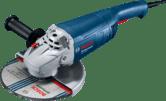 Angle grinders & metalworking