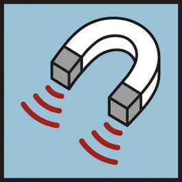 Magnetic Magnets for mounting on magnetic surfaces