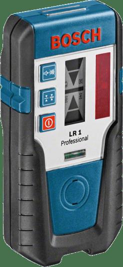 with 1 x battery (6LR61), Bracket (1 608 M00 70F)